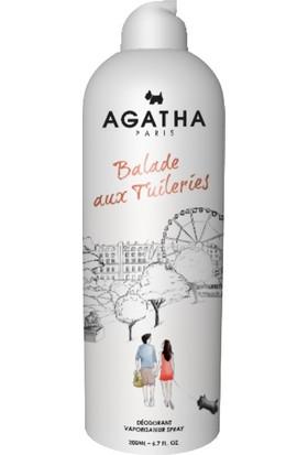 Agatha Balade Aux Tuileries Kadın Deodorant 200 ml