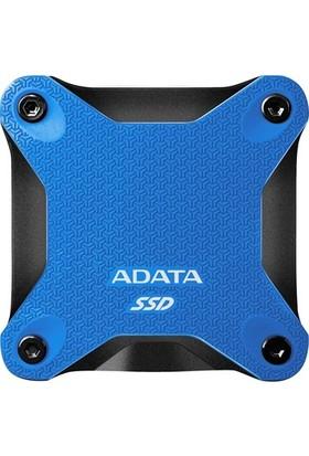 Adata SD600Q 480GB 440MB-440MB/s USB 3.1 Taşınabilir SSD ASD600Q-480GU31-CBL