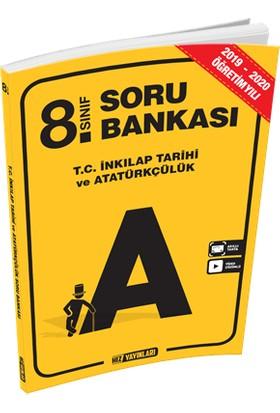 Hız Yayınları 8. Sınıf Tüm Dersler Soru Bankaları Seti 4 Kitap