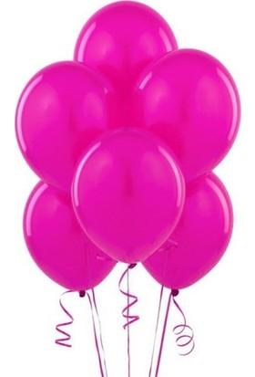 Datapos Metalik Fuşya Balon 15 Adet