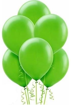 Datapos Metalik Yeşil Balon 15 Adet