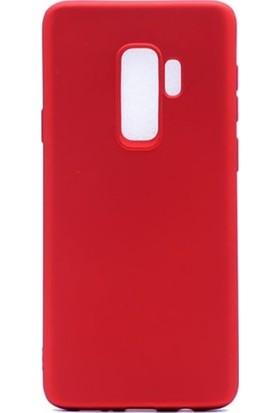 Sunix Samsung Galaxy S8 Plus Ruber Soft Kılıf Bordo