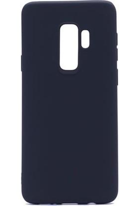 Sunix Samsung Galaxy S8 Plus Ruber Soft Kılıf - Siyah