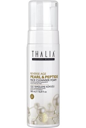 Thalia Pearl & Peptıde Reverse Age Yüz Temizleme Köpüğü 200 ml