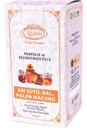 Alizade Arı Sütü Bal Polen Macunu