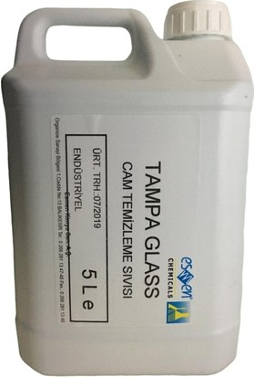 Tampa Glass Cam Temizleme Sıvısı 5 lt
