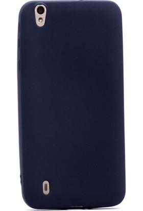 Case Street Vestel Venus V3 5530 Kılıf Premier Silikon + Nano + Kalem Siyah
