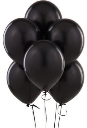 Bombastic Siyah 10'lu Balon