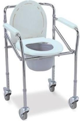 Comfort Plus KY696 Tekerlekli Tuvalet Sandalyesi
