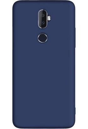 Alcatel 3V Silikon Kılıf - Lacivert