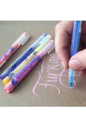 Artline Pastel Calligraphy 2mm Kaligrafi Kalemi Sarı