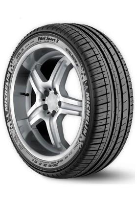 Michelin 245/40 R17 91 Y Pliot Sport 3 Oto Yaz Lastiği (Üretim YILI:2015)