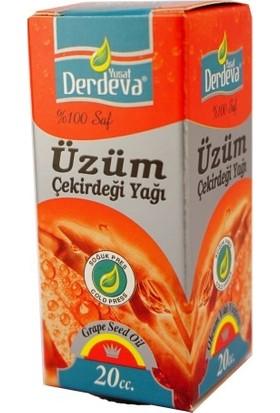 Derdeva Üzüm Çekirdeği Yağı 20 ml
