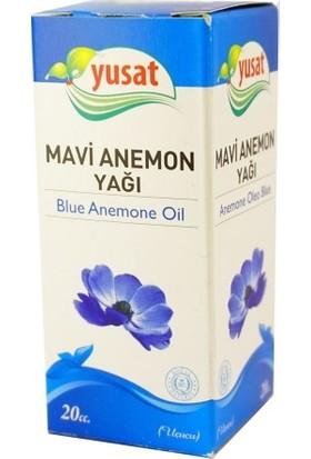 Yusat Mavi Anemon Yağı 20 ml