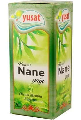 Yusat Nane Yağı 20 ml