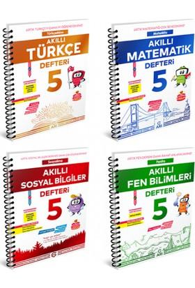 Arı Yayıncılık 5. Sınıf Akıllı Defter Serisi
