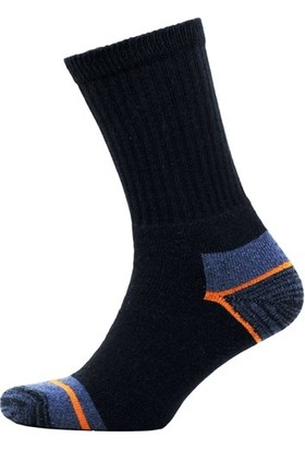 Hightex Iş Çorabı Work Socks Mavi Lacivert