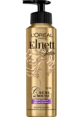 L'Oréal Paris Elnett Belirgin ve Dolgun Bukleler için Köpük
