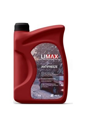 Limax Antifiriz Kırmızı 5 Lt