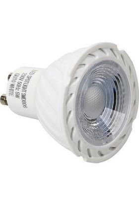 Osaka Lıght Smd 006 GU10 LED Ampul Beyaz 5 W Geniş Açı