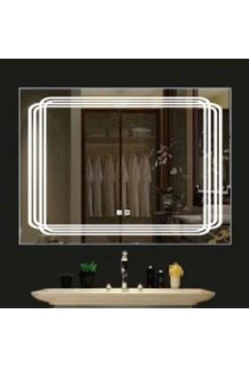 Brat Mobilya 70X80 Led Işıklı Ayna