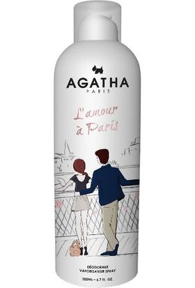 Agatha L'amour A Paris Kadın Deodorant 200 ml