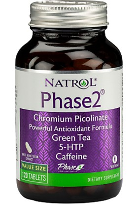 Natrol Phase 2 120 Tablet
