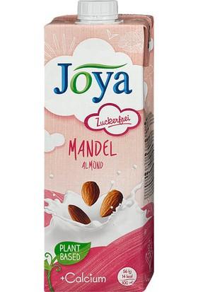 Joya Kalsiyum Ilaveli Şekersiz Badem Sütü 1 Lt.