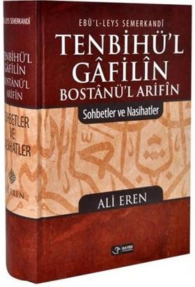 Tenbihül Gafilin - Bostanül Arifin - Ali Eren