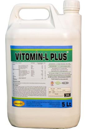 Vitomin L Plus Vitamin Mineral Katkısı