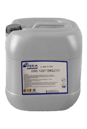 Provera Genel Temizlik 20 kg (Provera P)