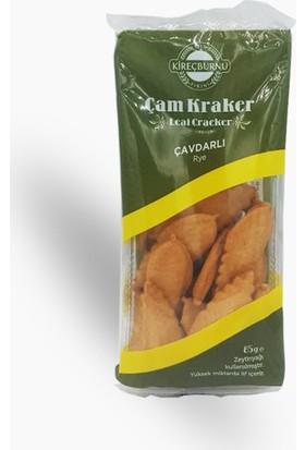 Kireçburnu Fırını Çavdarlı Çam Kraker 85 gr
