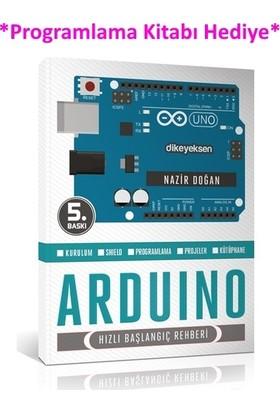 Maker Ekonomik Arduino Başlangıç Seti Kitap Hediyeli