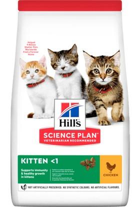 Hills Yavru Kedi Maması Tavuklu 1,5 kg