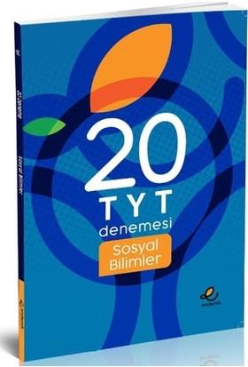 Endemik Yayınları TYT Sosyal Bilimler 20 'li Denemesi