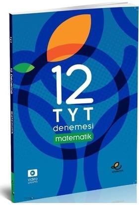 """Endemik Yayınları TYT Matematik 12 'li Denemeleri """"yeni"""""""