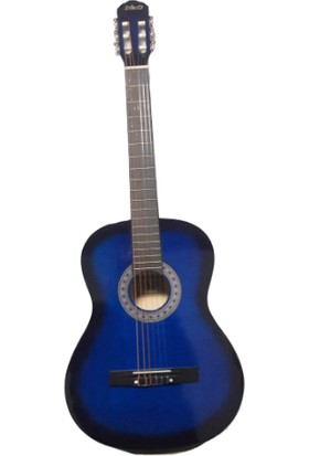 """Diko Gitar A970 39"""" Klasik Gitar (Mavi)"""