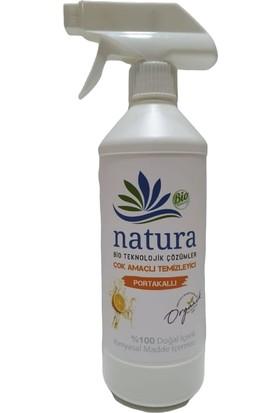 Natura Organik Çok Amaçlı Portakallı Temizleyici 500 ml