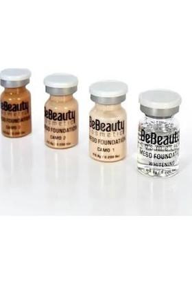 Bebeauty Bb Glow Kalıcı Fondöten Mini Seti