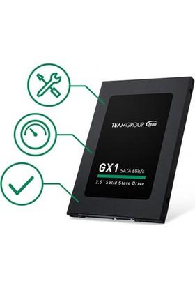 """Team GX1 120GB 500MB-320 MB/s 2.5"""" Sata 3 SSD T253X1120G"""
