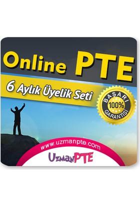 Uzmanpte - Pte Academic Online Hazırlık Eğitimi - 6 Aylık