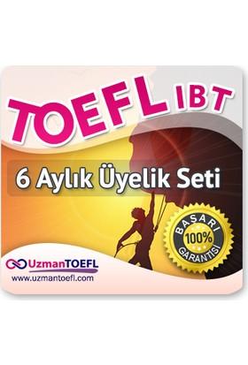 Uzmantoefl - Toefl Ibt Online Hazırlık Eğitimi - 6 Aylık
