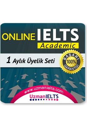 Uzmanıelts - Ielts Academic Online Hazırlık Eğitimi - 1 Aylık
