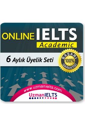 Uzmanıelts - Ielts Academic Online Hazırlık Eğitimi - 6 Aylık