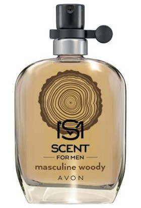 Avon Scent Masculine Woody For Men Edt