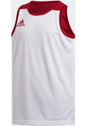 Adidas 3G Spee Rev Jrs Çocuk Basketbol Tişört