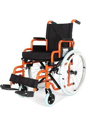 Wollex WG-M315 14 Alüminyum Çocuk Tekerlekli Sandalye
