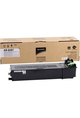 Static Control Sharp AR-020T/AR-021FT Muadil Toner - Siyah 16.000 Sayfa