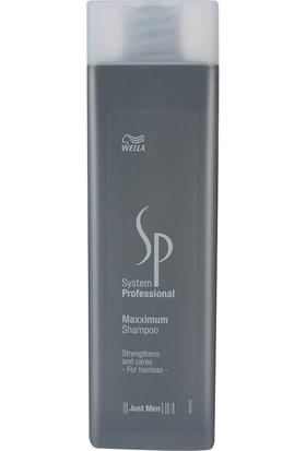 Wella Sp Men Maxximum Dökülme Karşıtı Şampuan 200 ml
