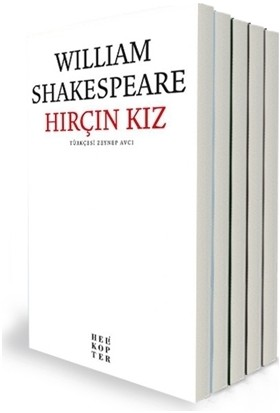 Shakespeare Seti (5 Kitap Takım) - William Shakespeare